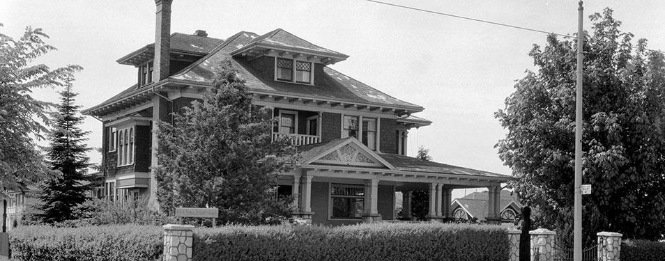 Granville house montessori for Granville home